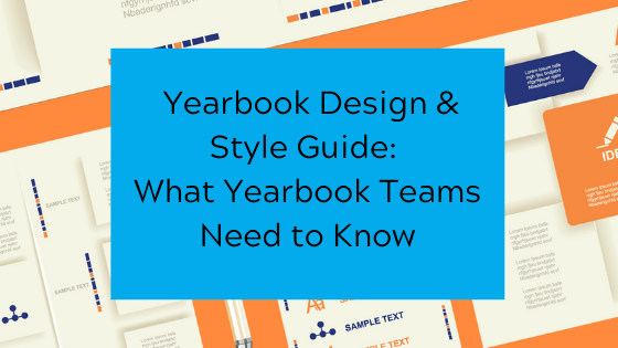 Yearbook Design and Style Guide